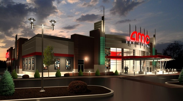 AMC 309 Cinemas Renovation