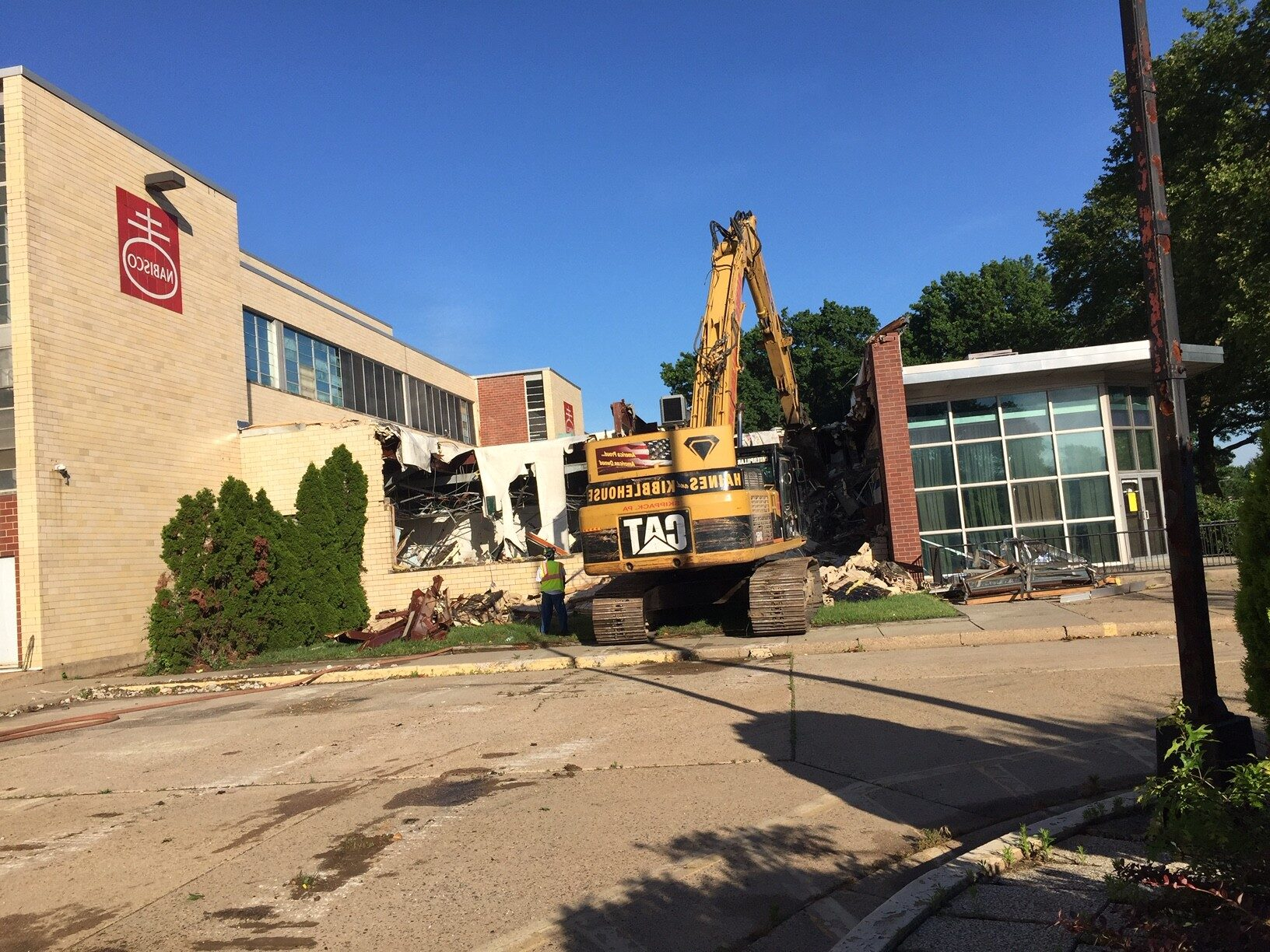 National Biscuit Co. Demo and Phase I Redevelopment