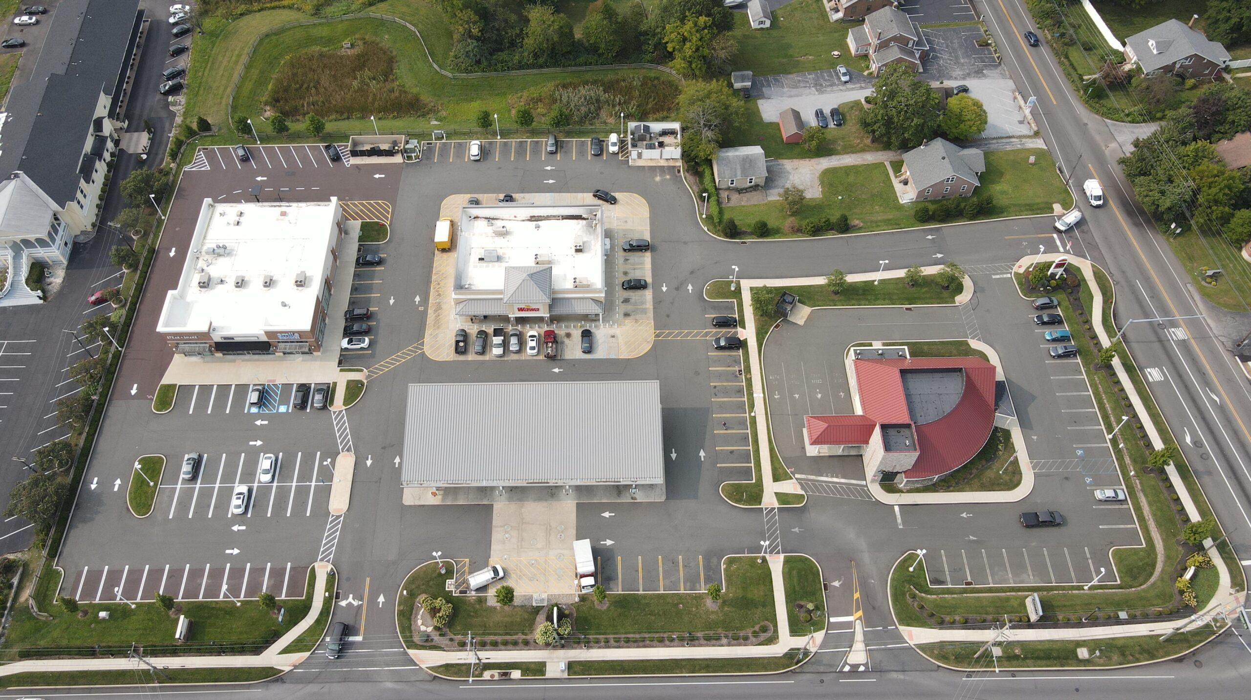 Wawa/Retail Bldg/Bank – Trooper, PA