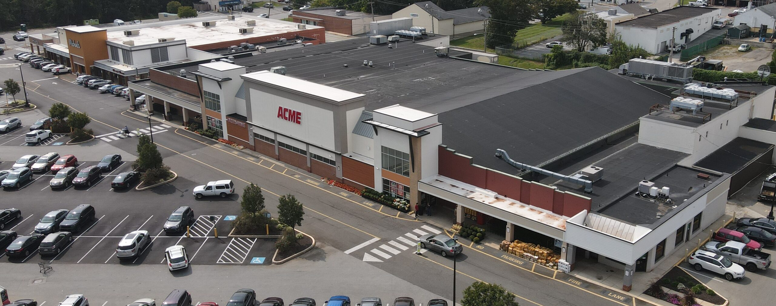 Newtown Square Shopping Center Renovations – Newtown Square, PA