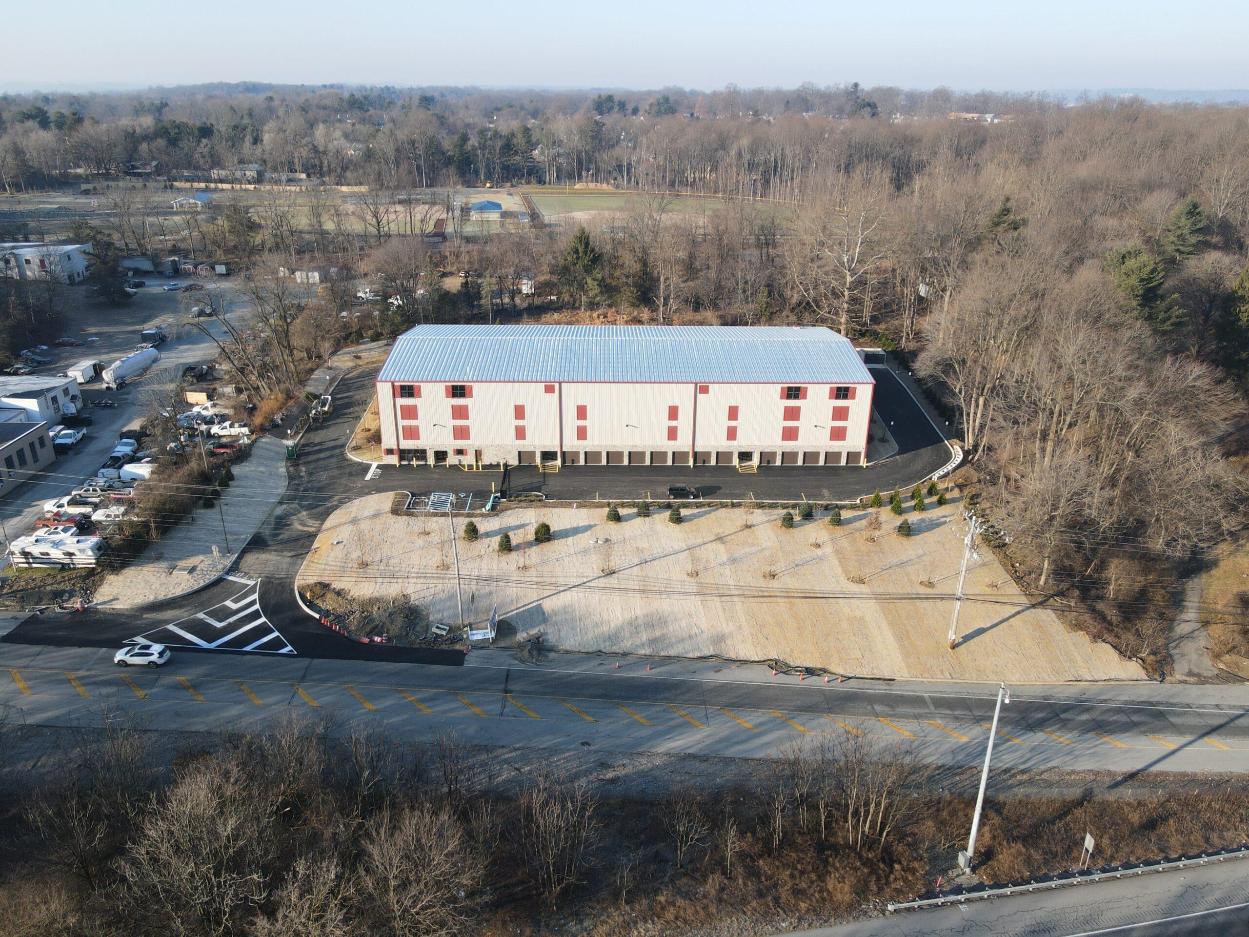 A Storage Depot – West Whiteland Twp, PA